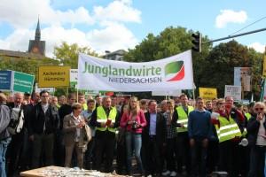 Scherbenhaufen der rot-grünen Agrarpolitik