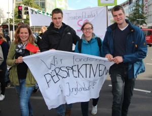 Junglandwirte fordern Perspektiven